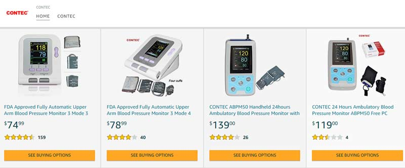 contec store products