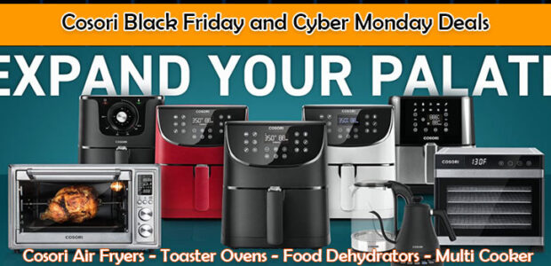 cosori black friday and cyber monday deals
