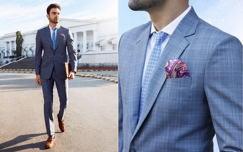 custom tailored suit
