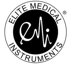 elite medical instruments logo