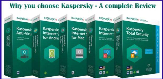 kaspersky AntivirusRreview