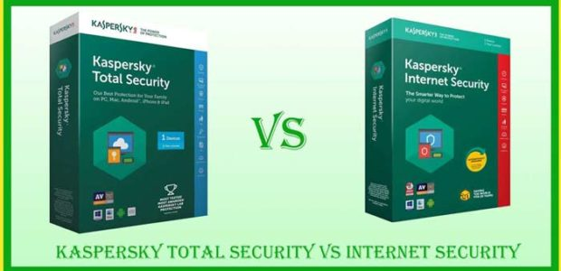 kaspersky Total Security Vs Internet security