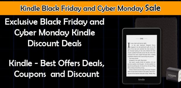 kindle black friday and cyber monday deals