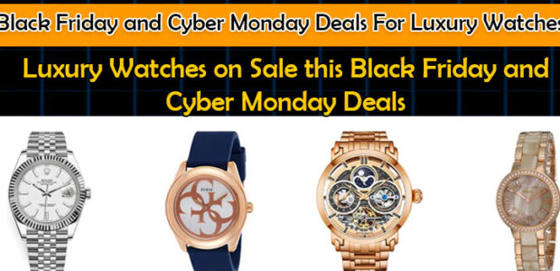 luxuray watches on black friday Sale