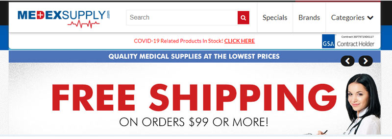 medex supply coupons store