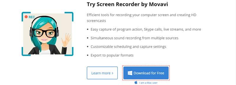 movavi screen recorder