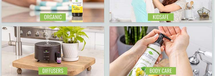 plant therapy body care
