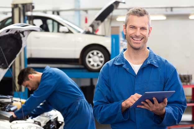 Servicing Own Vehicle