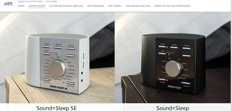 Sound Sleep ASTI