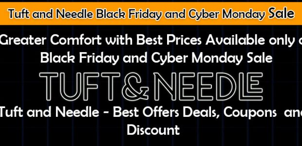 tuft and needle black friday deals