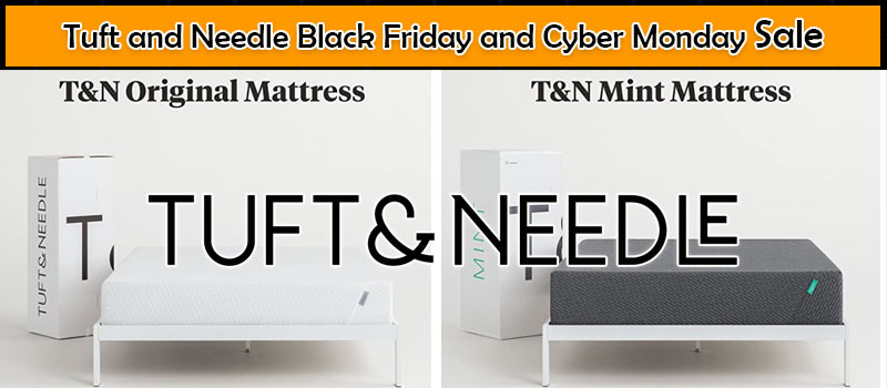 tuft and needle black friday discount offers