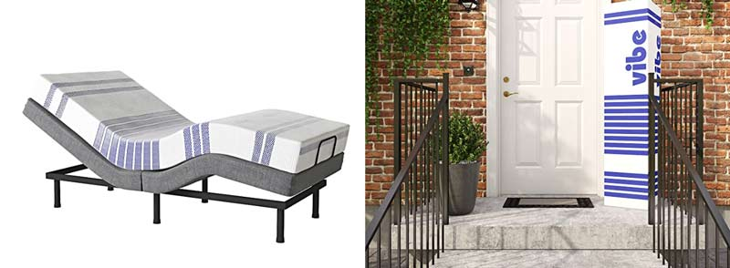 vibe comfort mattress