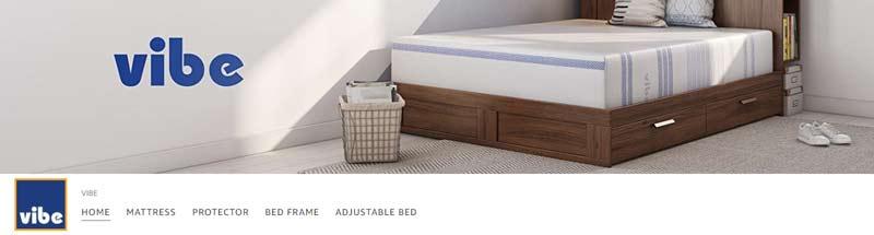 vibe mattress store