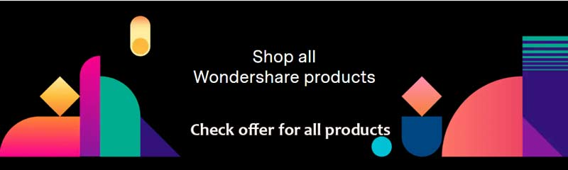 wondershare software offers